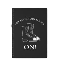 Tory Boots Journel